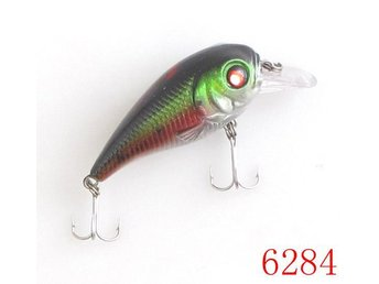 NY! 45mm/5g  Wobblers Fishing lure (6284a)