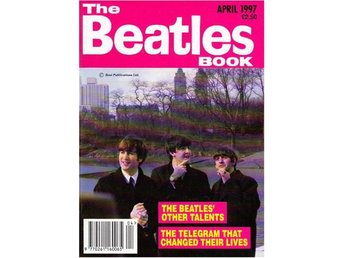 Beatles Book nr 252 1997 / VF/NM / toppskick