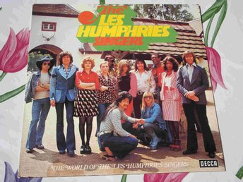LES HUMPHRIES SINGERS THE -THE WORLD OF LES HUMPHRIES S. LP