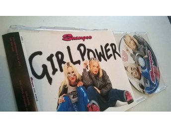 Shampoo ‎– Girl Power, CD, Single, Promo