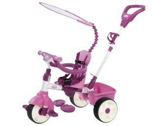 Little Tikes Delux 4-i-1 Trehjuling Rosa