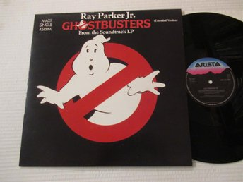 "Ray Parker Jr. ""Ghostbuster"""
