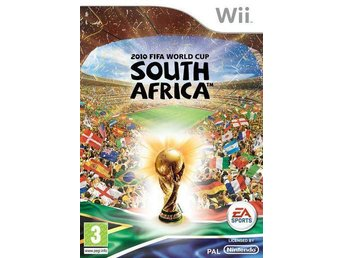 2010 Fifa World Cup South Africa Nintendo WII NY!