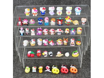 50st Hello Kitty Figurer - Söta Blandade Hello Kitty Figur