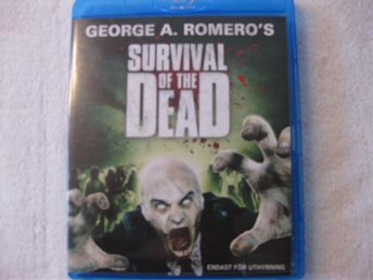 SURVIVAL OF THE DEAD -  BLU-RAY!