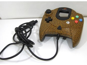 Dreamcast handkontroll Leopard version original