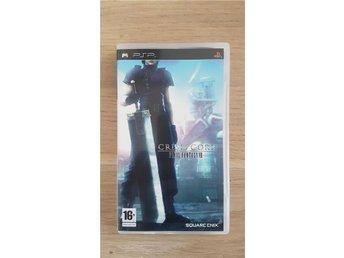 Final Fantasy VII Crisis Core - Strängnäs - Final Fantasy VII Crisis Core - Strängnäs