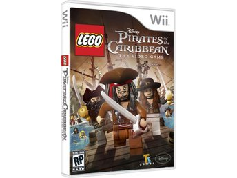 Lego Pirates Of The Caribbean The Video Game Nintendo Wii - (PAL, Disney)