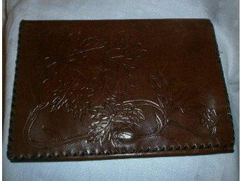 resväska i tyg med läder b8db10c71cd18