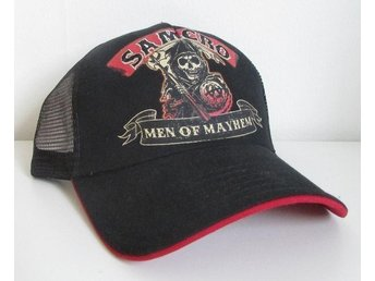 Sons of Anarchy trucker keps
