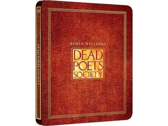 Döda Poeters Sällskap (Limited Steelbook - Rare) Robin Williams (1989)Dead Poets