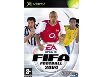 Fifa Football 2004 (Utan Manual)