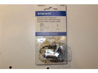 En kondensator Volvo orig B21A,B23A,B17A,B19A/K. - Färila - En kondensator Volvo orig B21A,B23A,B17A,B19A/K. - Färila