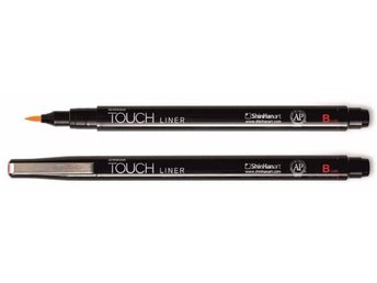 ShinHan Touch BRUSH Liner, Orange