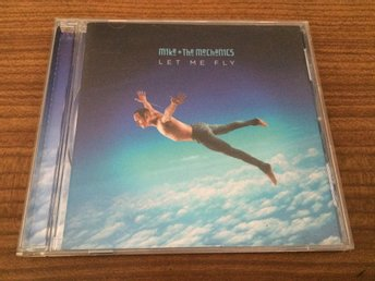 MIKE & THE MECHANICS Let Me Fly CD 2017 Import Genesis Mike Rutherford - Tyringe - MIKE & THE MECHANICS Let Me Fly CD 2017 Import Genesis Mike Rutherford - Tyringe