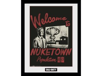 Tavla - Spel - Call of Duty Welcome to Nuketown