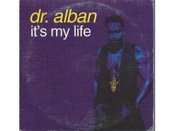 DR. ALBAN - IT´S MY LIFE   ( CD SINGLE )