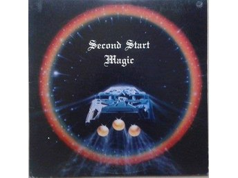 Magic title* Second Start* Rock & Roll, Power Pop US LP