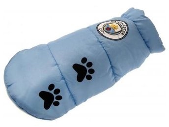 Manchester City hundjacka MEDIUM - 35 x 25 x 18 cm