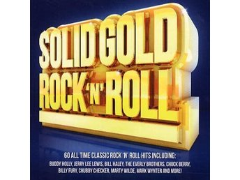Solid Gold Rock'n'Roll (3 CD)