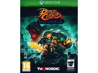 Battle Chasers Nightwar (XBOXONE)