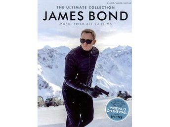 James Bond The Ultimate Collection (Bok)