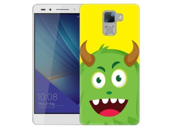 Huawei Honor 7 Skal Grönt Monster