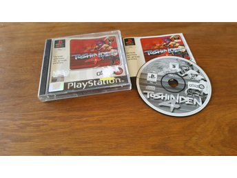 TOSHINDEN 4 PS1 BEG