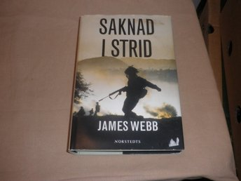 James Webb - Saknad i strid