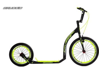 CRUSSIS Sparkcykel kickbike Active 4.4