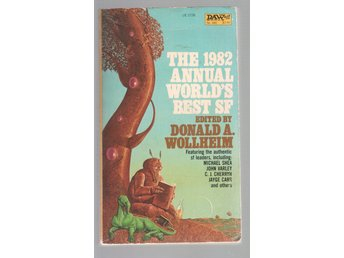The 1982 Annual World's Best SF - DAW 480