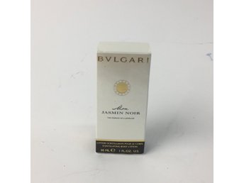 BVLGARI, Body Lotion, Jasmin Noir, Strl: 30 ML, Rosa