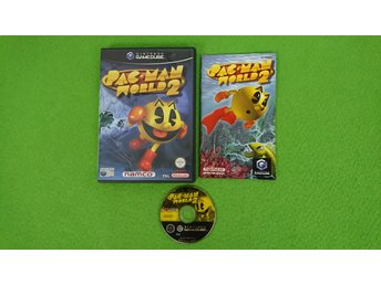 Pac Man World 2 KOMPLETT Gamecube Nintendo Game Cube