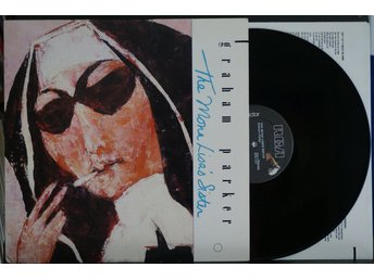 Graham Parker - The Mona Lisa´s Sister - LP