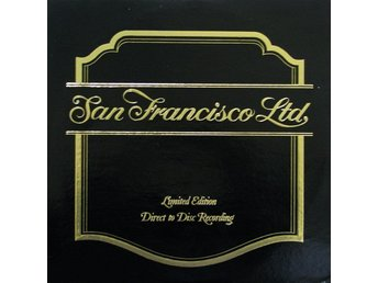 "SAN FRANSISCO LTD - CRYSTAL CLEAR RECORDS 5004 VIT VINYL 45RPM 12"" - NYSKICK"