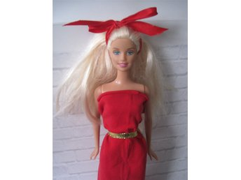 Barbie - Jul docka mattel