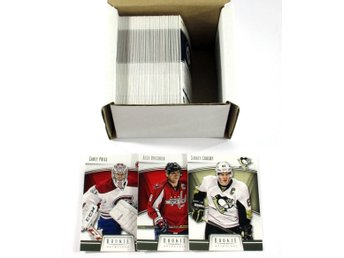 2013-14 PANINI ROOKIE ANTHOLOGY - Komplett Baseset Kort 1-100 *MINT SKICK*