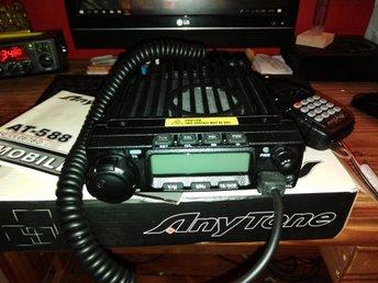 ANYTONE AT 588 66-88Mhz Komradio FOR SALE (335177080) ᐈ Köp