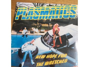 PLASMATICS new Hope for the LP punk metal