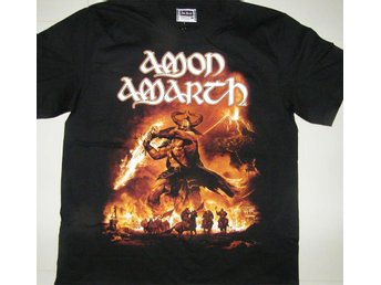 T-SHIRT: AMON AMARTH  (Str L)