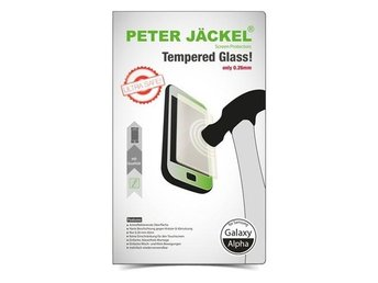 Tempered Glass for Galaxy Alpha PETER JÄCKEL HD ON1942