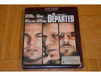 The Departed HD DVD Inplastad