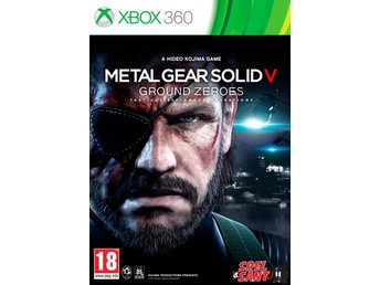 Metal Gear Solid V (5) Ground Zeroes