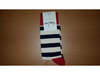 Happy Socks Herr Strumpor Stripe 41 - 46