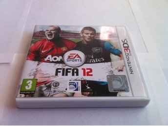 N3DS: EA Sports: FIFA 12 (2012)