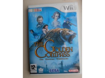 THE GOLDEN COMPASS. NINTENDO Wii.