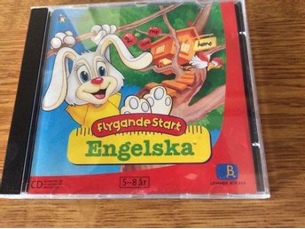 CD Windows 95, 98 ! Macintosh ! Flygande start engelska!