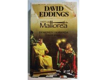 David Eddings: Demonen i Karanda (Sagan om Mallorea nr 3) - Torshälla - David Eddings: Demonen i Karanda (Sagan om Mallorea nr 3) - Torshälla