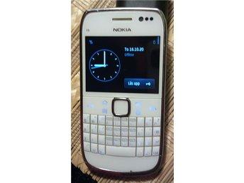 Nokia E6 olåst 3G-telefon med pekskärm, QWERTY tangentbord - Nacka - Nokia E6 olåst 3G-telefon med pekskärm, QWERTY tangentbord - Nacka