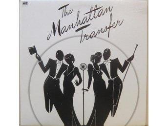 The Manhattan Transfer-S/T / Canada pressad LP